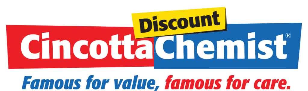 cincotta chemist logo