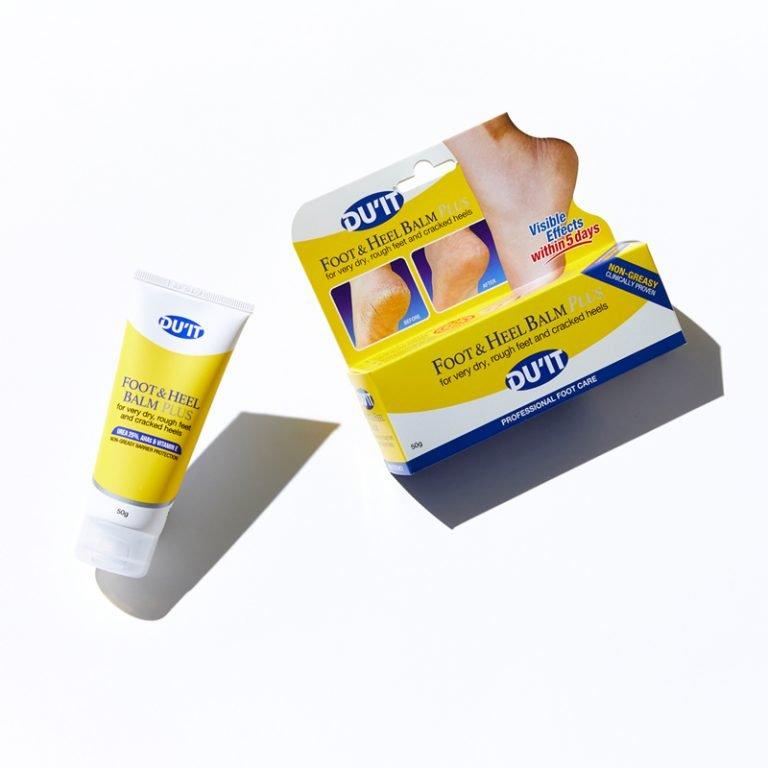 DU'IT Foot & Heel Balm Plus Foot Cream